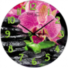 Годинник Рожева Орхідея
