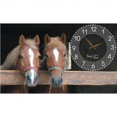 Годинник Коні