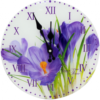 Годинник Квіти