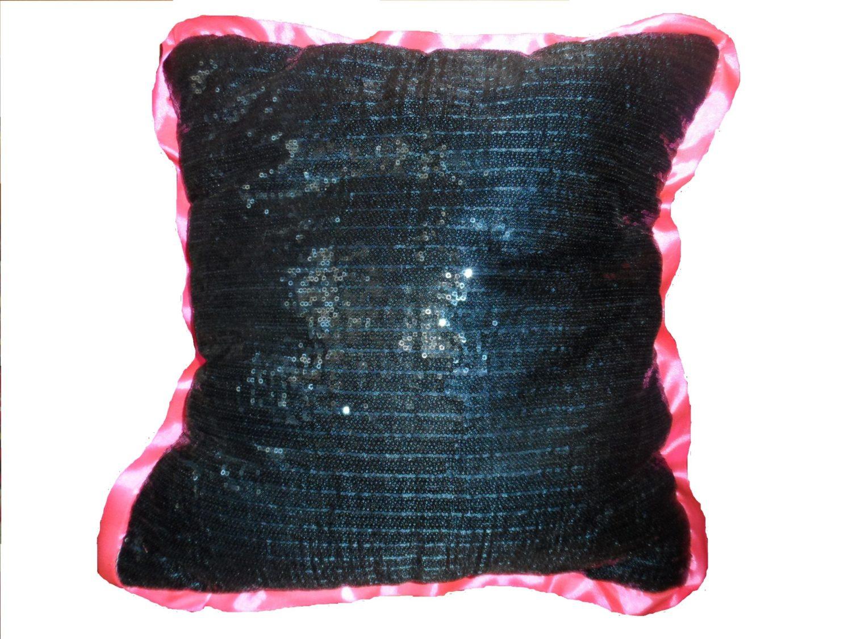 Подушка декоративна паєтка