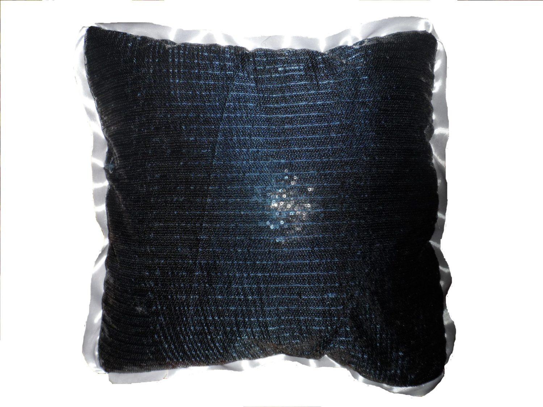 Подушка декоративна паєтка 40Х40