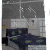 Комплект постільної білизни півтораспальний 3019